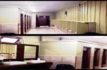 Novos Banheiros do salão de Bailes