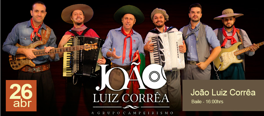 João Luiz Correa 2020